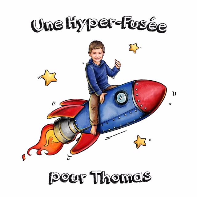 Thomas et son hyper-fusée